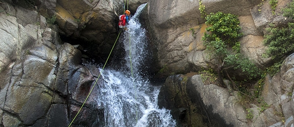 canyoning pyrénnées orientales