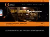 Location limousine avec chauffeur Marseille