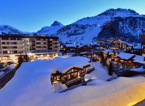 hotel 4 etoiles en Savoie